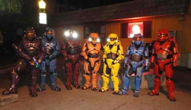 The Best Halo Costumes | Projects to Try | Pinterest | Costumes