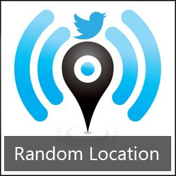 The Tricks Lab How To Attach Random Location To Your Twitter