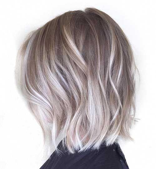 20 Balayage Bob Hair Bob Haircut And Hairstyle Ideas Bob Haircut For Fine Hair Haircuts For Fine Hair Hair Styles
