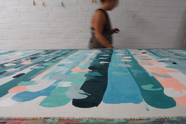 Harvest Textiles and Beattie Lanser Collaboration - March/April 2013 | Flickr - Photo Sharing!