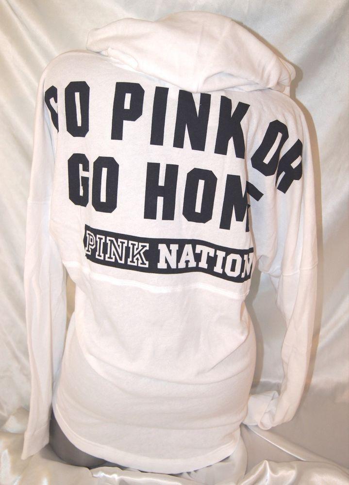VS pink hoodie AND sweatpants NWT
