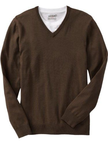 Old Navy Mens Solid V-Neck Sweaters | Mens Sweaters | Pinterest