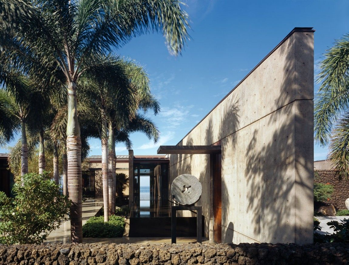Ocean House in Hawaii by Olson Kundig Architects | architecture ...