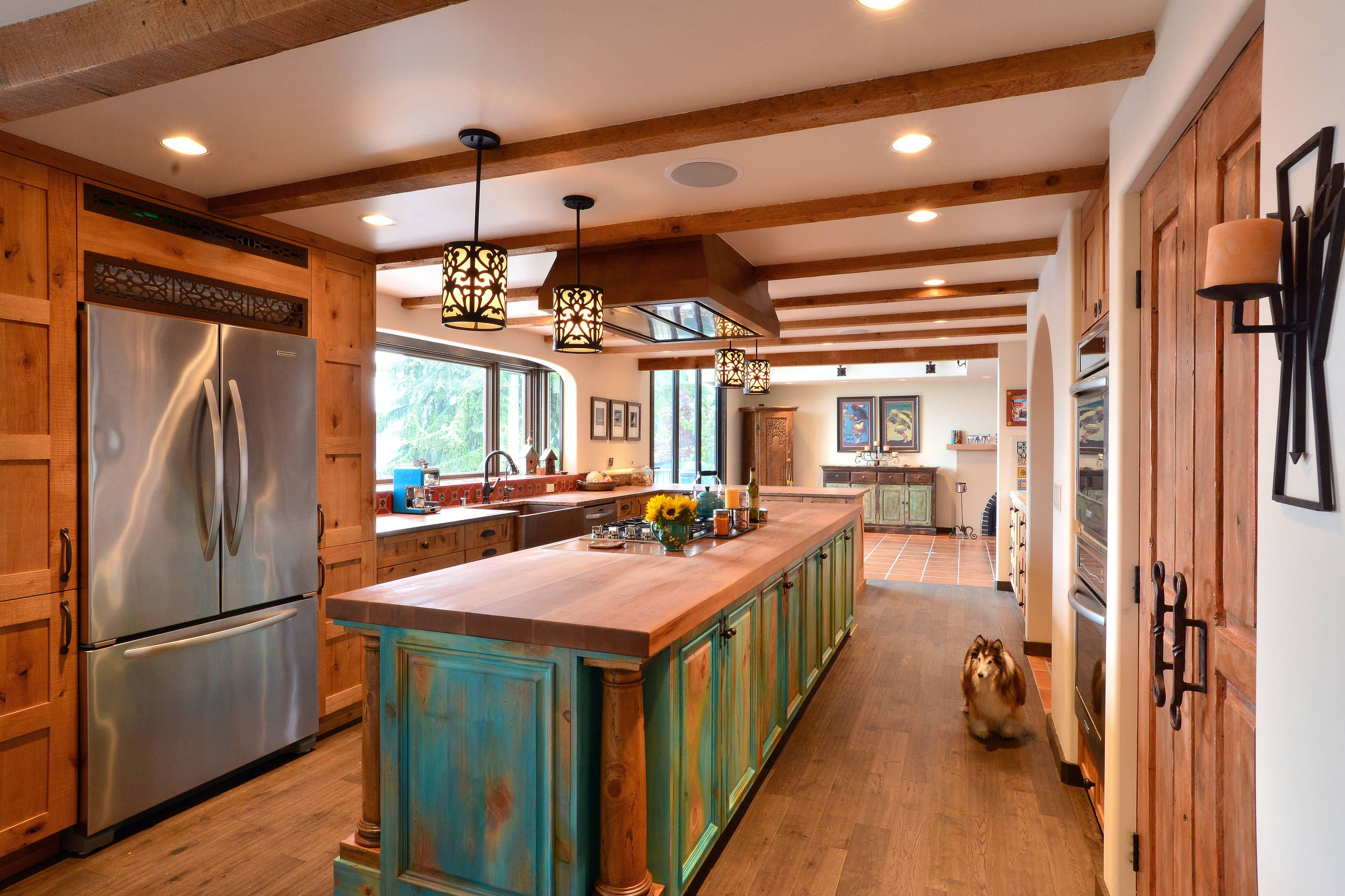 27 Southwest Kitchen Designs And Ideas Home Awakening Condo Kitchen Remodel Kitchen Remodel Layout Southwest Kitchen