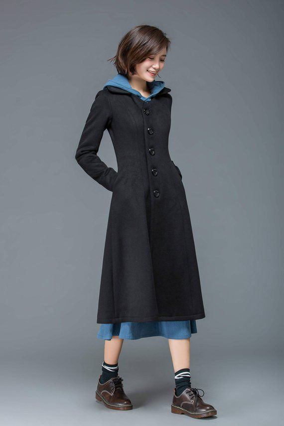 365cd9716121b Black coat