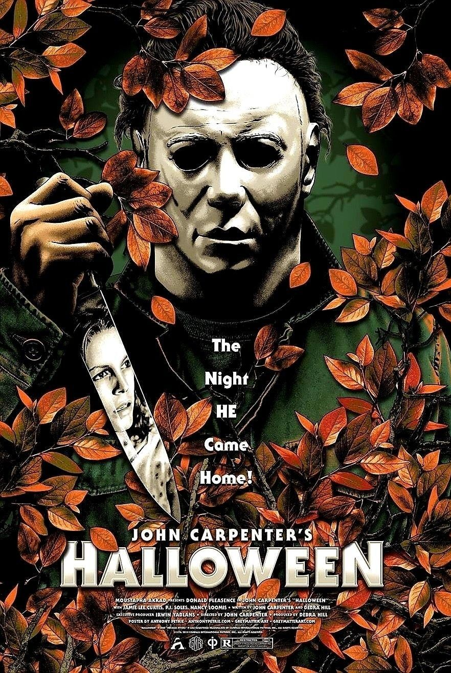Halloween movie poster image by Jennifer Walker on Good