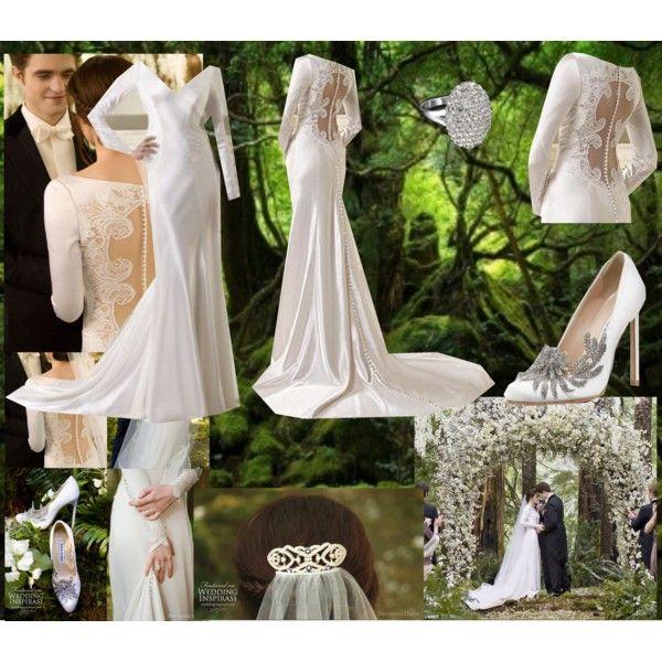 Bella Swan 33 Created By Abcde 979 On Polyvore Hochzeit Braut Hochzeitskleid