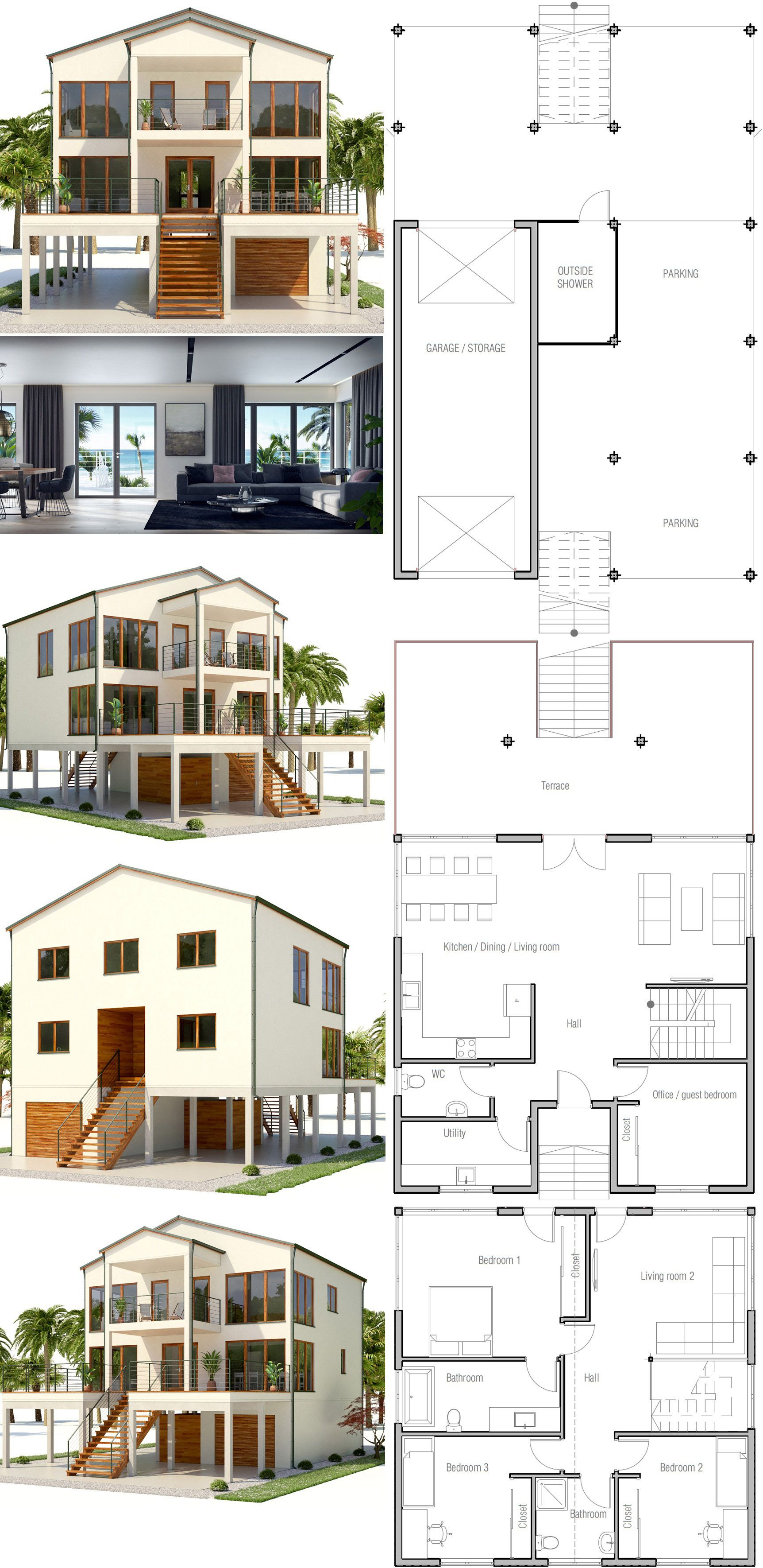 House Plans U0026 Home Plans | House Plans U0026 House Designs. Plan De Maison