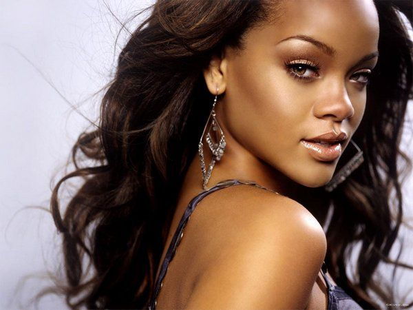 World most beautiful woman rihanna