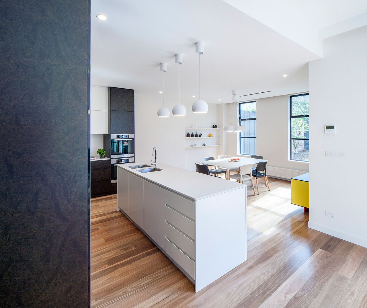A 19th Century Victorian Becomes Bright And Spacious