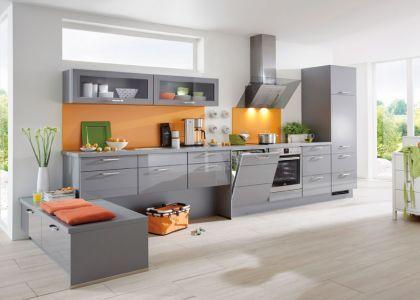 Küche hellgrau - Möbel Mit wwwmoebelmitde Küchen Pinterest - nobilia küchenfronten farben