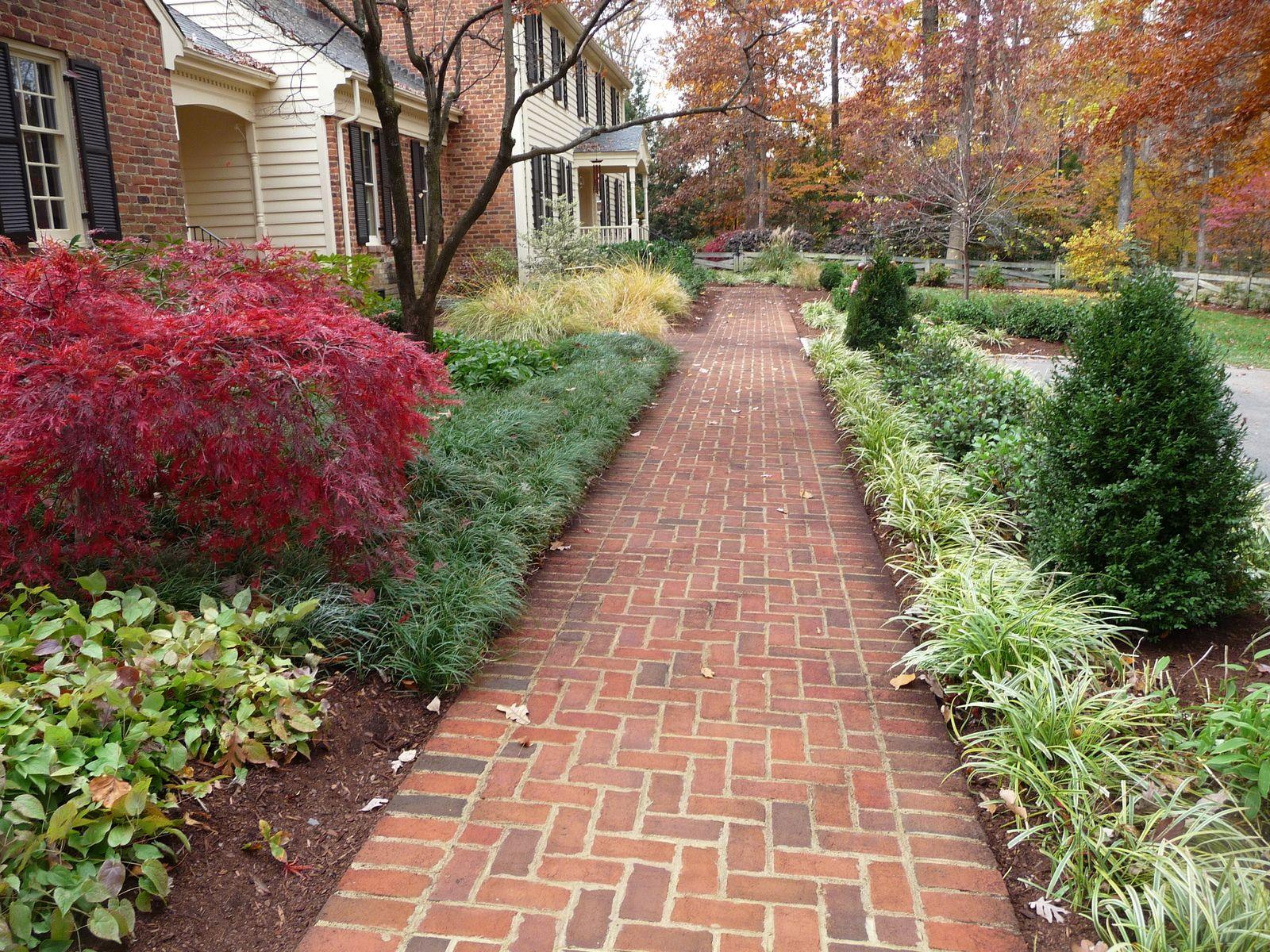 autumn richmond va landscape designer gardens by monit llc