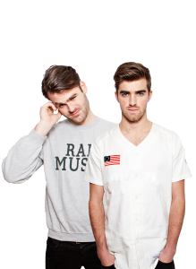 The Chainsmokers im Interview beim Soundkartell.