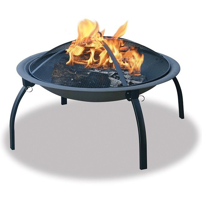 Char Broil Campfire 2 Go 26 Steel Wood Burning Fire Pit