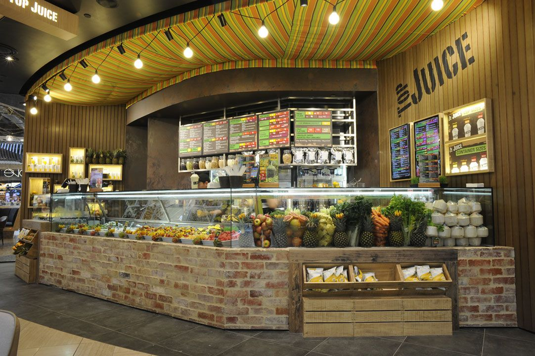 Crown Food Court Melbourne