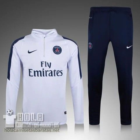 Nueva Chandal Nike Blanco Paris Saint-Germain €29.9  987fde5f9bfd8