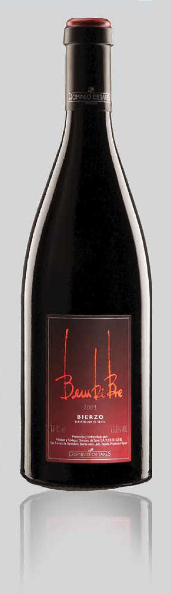 Vinos Del Bierzo Dominio De Tares Bembibre Uva Mencia 100 Top 10 Vinos Espanoles Wine Spectator Vinos De Esp Wine Label Packaging Just Wine Wine Drinks