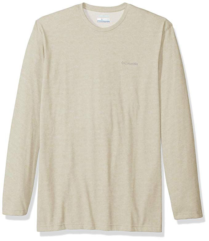e314b0e6c16 Cover: Columbia Men's Thistletown Park Big & Tall Long Sleeve Crew, Stone  Heather.