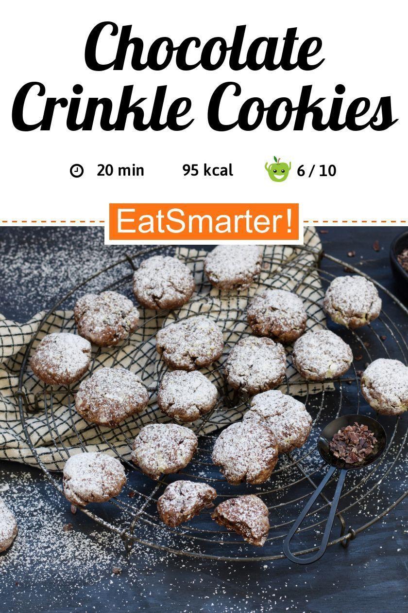 #chocolatecrinklecookies