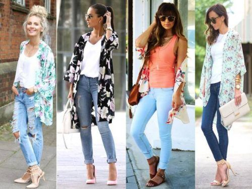 how to style your kimono- How to style your kimono cardigan http ...