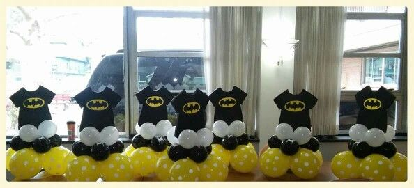 Bby shower de batman