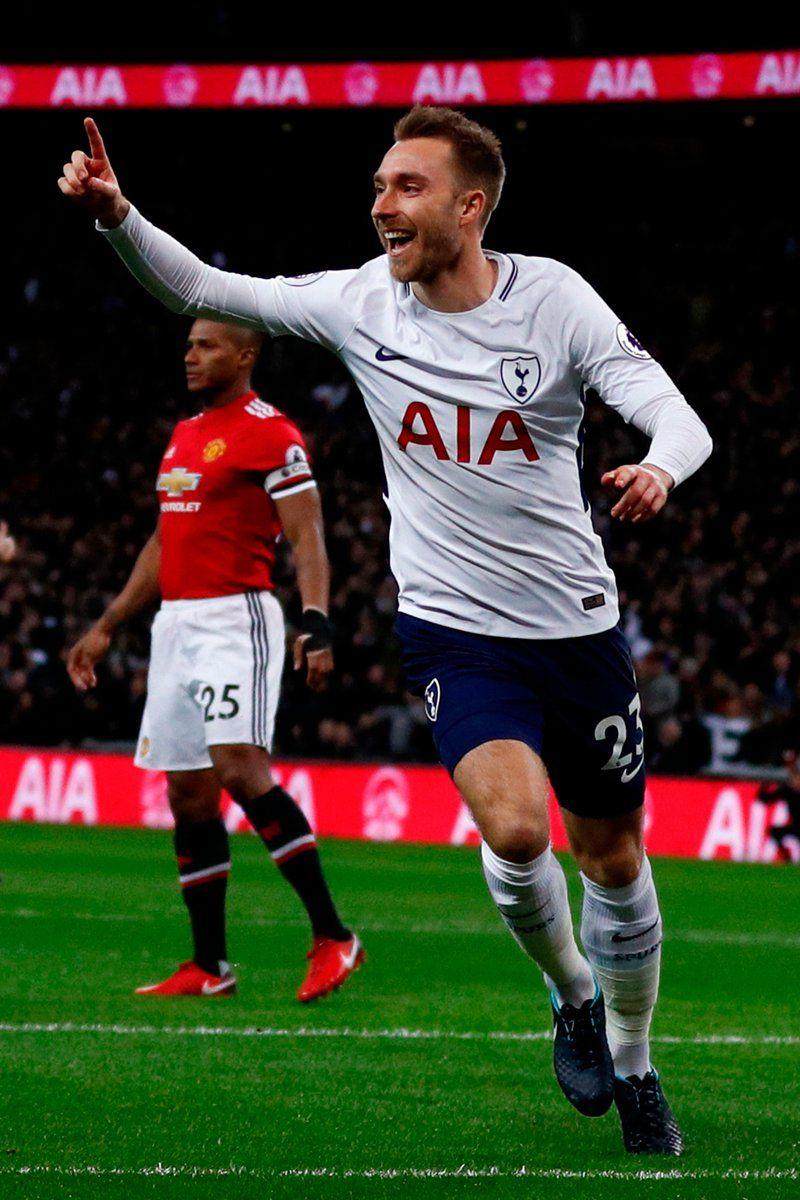 Tottenham Hotspur Vs Man Utd Highlights EPL Match Day 25