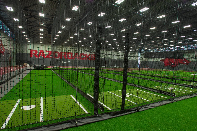 Indoor Baseball Facility Google Search Indoor Batting Cage Baseball Training Usa Baseball