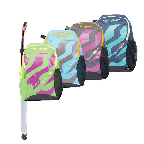 Tk Trilium T7 Backpack Longstreth Field Hockey Hockey Stick Bag Hockey Bag