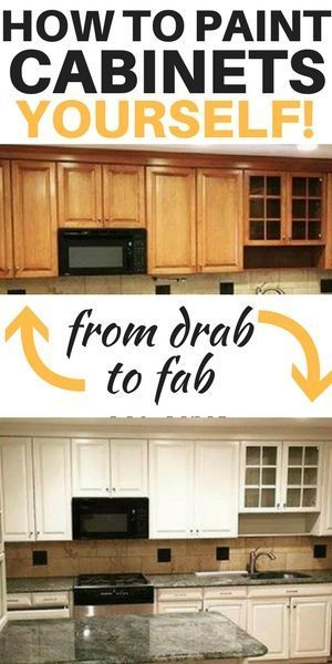 How to paint cabinets the RIGHT way!   The Flooring Girl