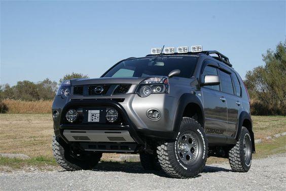 x trail t30 modified google search m�s xtrail nissan xtrail Modified Nissan Tiida