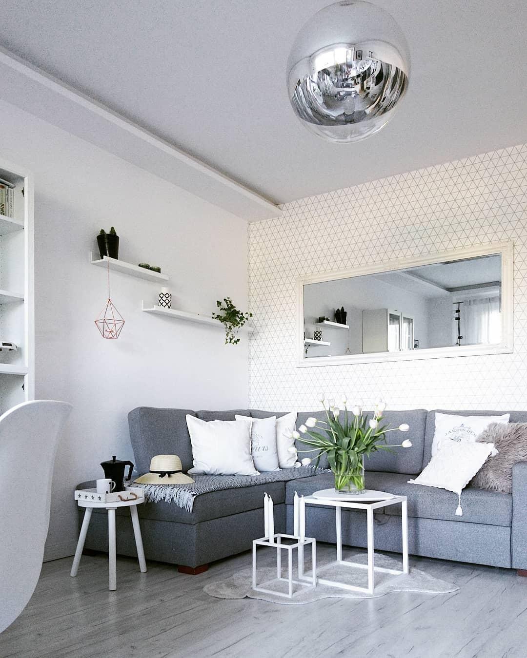 Ideen Für Ein Schönes Wohnzimmer: Wohnzimmer, Wohnzimmer Grau