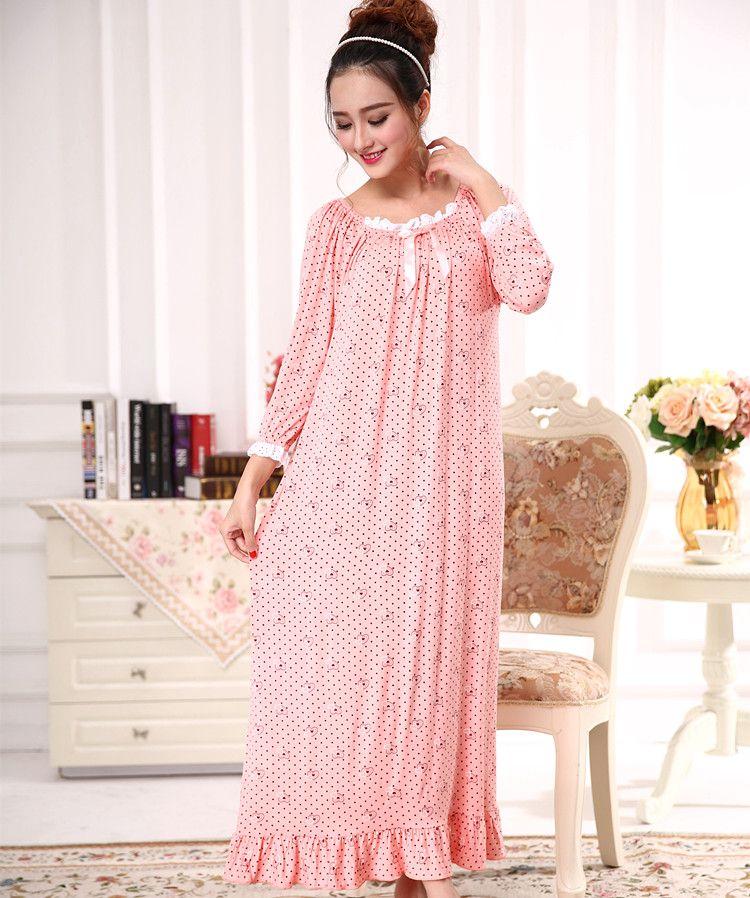 Sweetness Long Nightdress a96c55e91