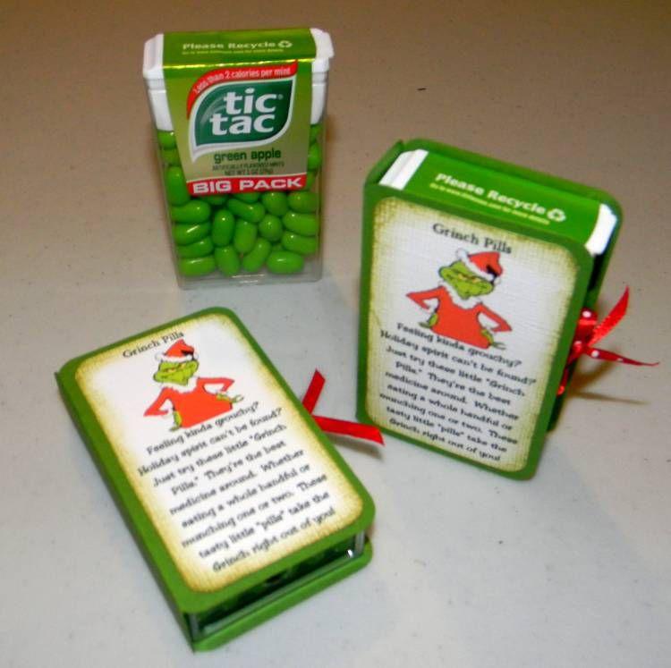 My version of the tic tac box.... big box size | bazzar | Pinterest ...
