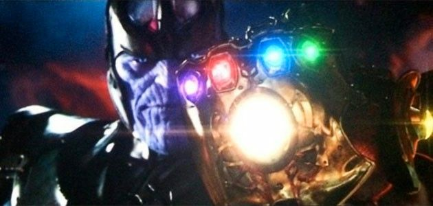 Another massively, awesomely, epic announcement for Marvel's The Infinity War!