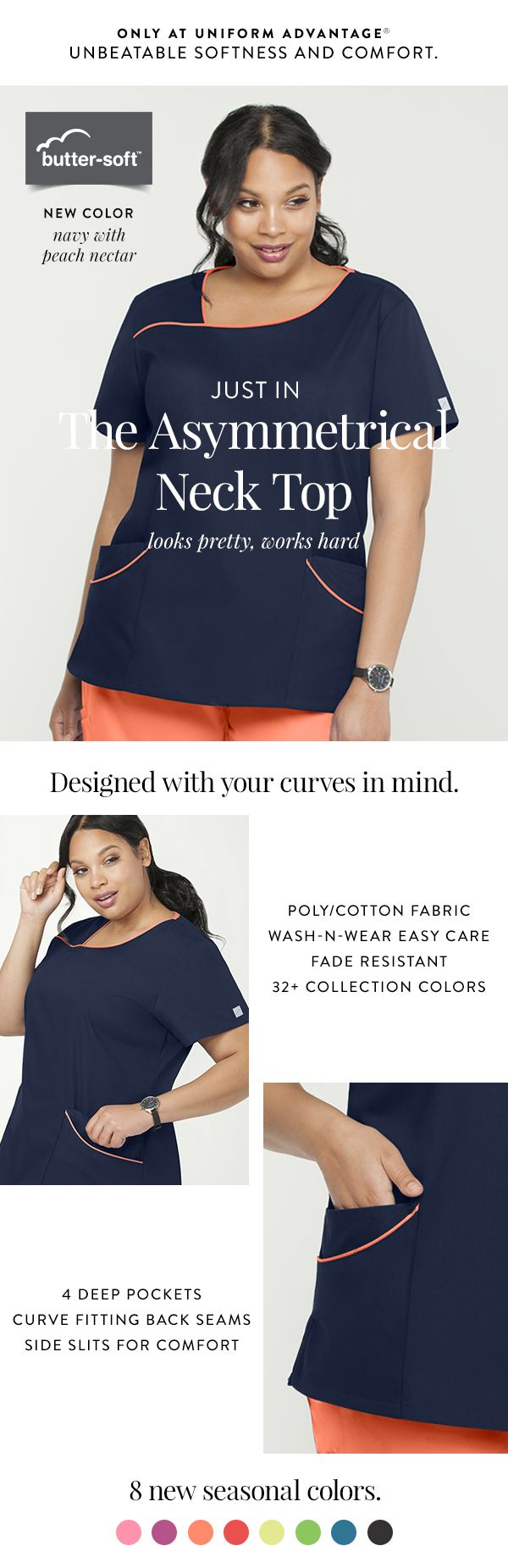 Nurse life (With images) Scrub tops, How to look pretty