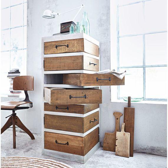 Kommode Holz Vintage 2021