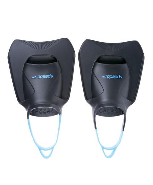 The Speedo Biofuse training fin is engineered to increase
