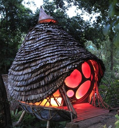 pod houses in trees  | Dale's Hospitality Design Inspirations: Child's Play at Six Senses ...