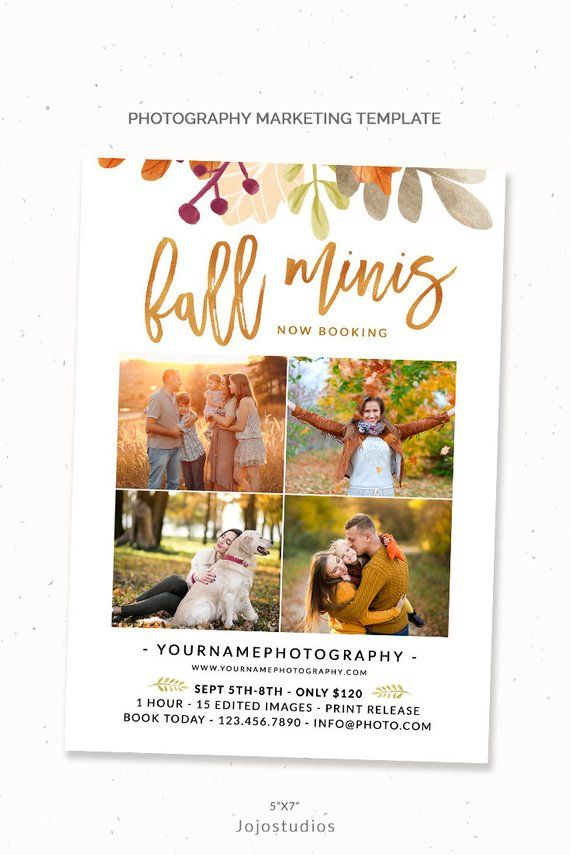 Family Mini Session Marketing Now Booking Photography Etsy Family Mini Sessions Photography Marketing Templates Mini Session Template