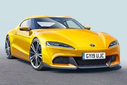 New Toyota Supra All The Latest On The 2018 Sports Car Toyota Supra New Toyota Supra Toyota