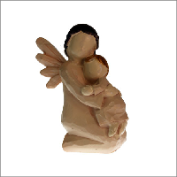 These gorgeous wholesale Natures Angel  have been crafted and imported from China. Each Angel are made from resin then finished in house with high quality clear Wax polish to give it a lovely natural ivory sheen.