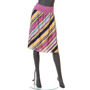 Missoni - colorful skirt