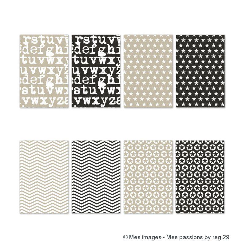Häufig Papier A4 à imprimer chez Reg29 | A imprimer | Pinterest | Papier  GN27