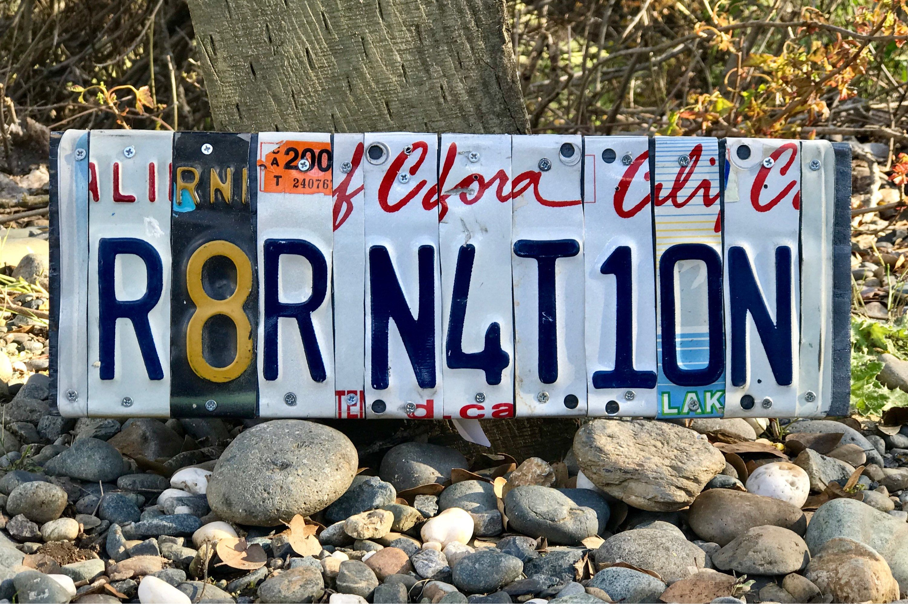 Raiders Nation Sign Livense Plate Art Football Gift Raiders Fan Gift By Heavenonearthelement On Etsy Raider Nation Raiders Sign Earth Elements