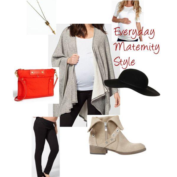 everyday maternity style