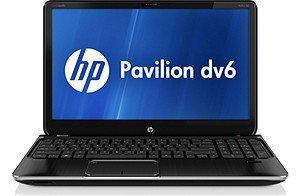 HP Pavilion 16 dv6t Quad Ed. - 2.3 GHz; 750GB HD; 8GB RAM; Windows 7ft. by HP. $869.99. HP Pavilion dv6t Quad Edition PC with 3rd generation Intel(R) Core(TM) i7-3610QM Processor (2.3 GHz, 6MB L3 Cache); 750GB 5400 rpm Hard Drive with HP ProtectSmart Hard Drive Protection; FREE Upgrade to 8GB DDR3 System Memory (2 Dimm); Windows 7 Home Premium 64-bit. With the latest Intel processors and Nvidia GeForce GT graphics, our dv6t Quad Edition, is geared for an exceptional exp...