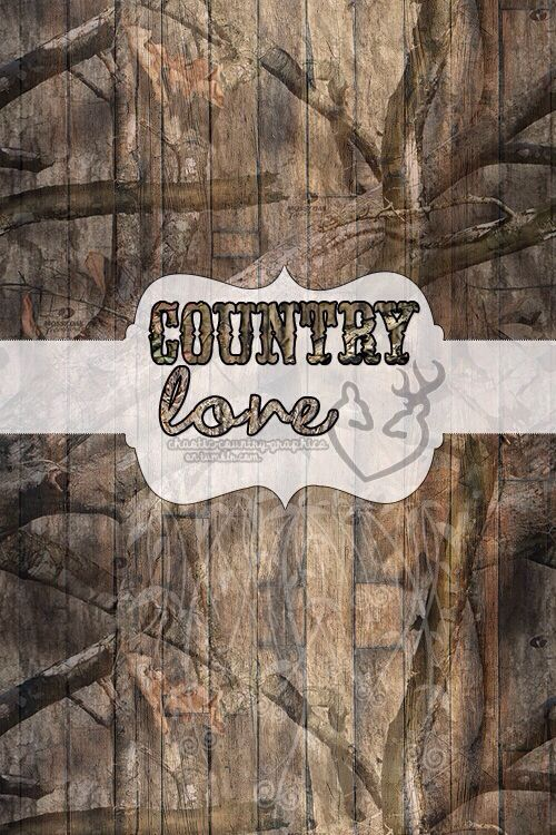 Country love My wallpapers Pinterest Wallpaper, Camo