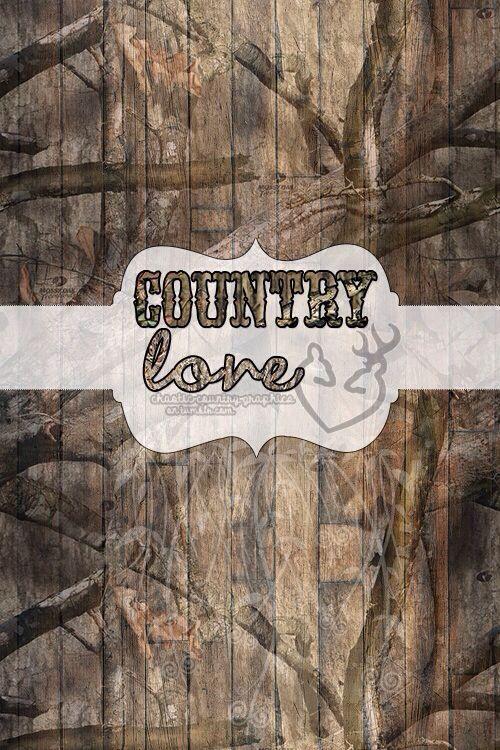 Country Love Camo Wallpaper Girl Iphone Ios 7
