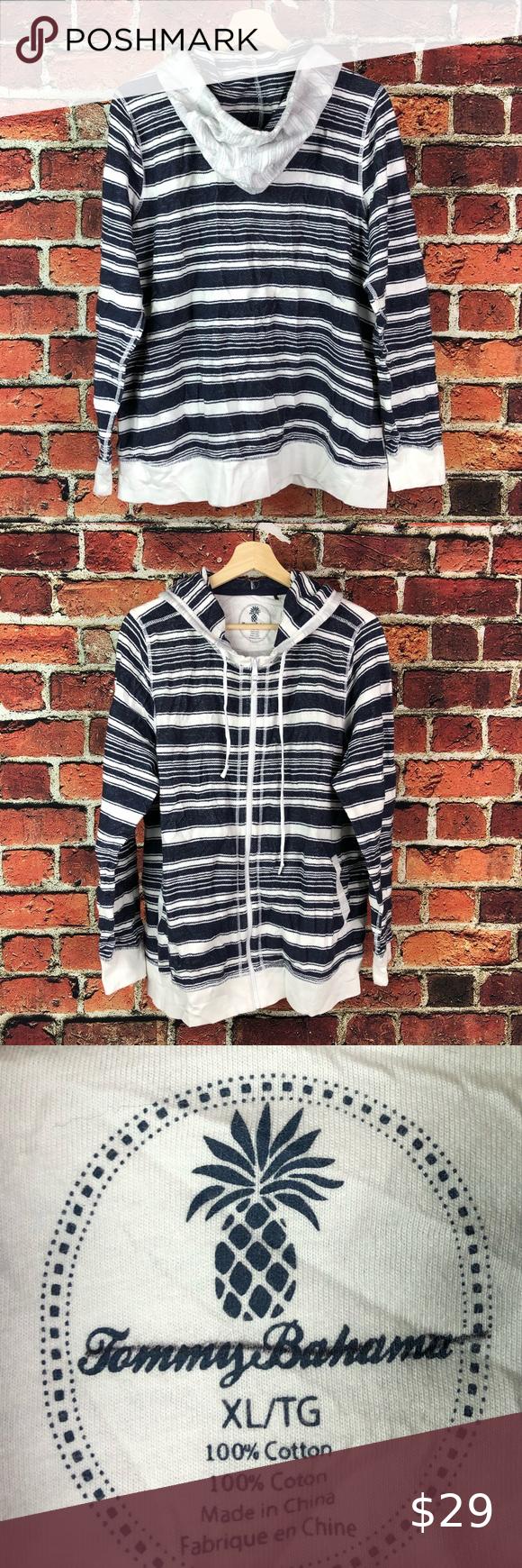 Tommy Bahama Mens Striped Sweatshirt Blue White In 2020 Striped Sweatshirts Mens Stripes Tommy Bahama Shirts [ 1740 x 580 Pixel ]