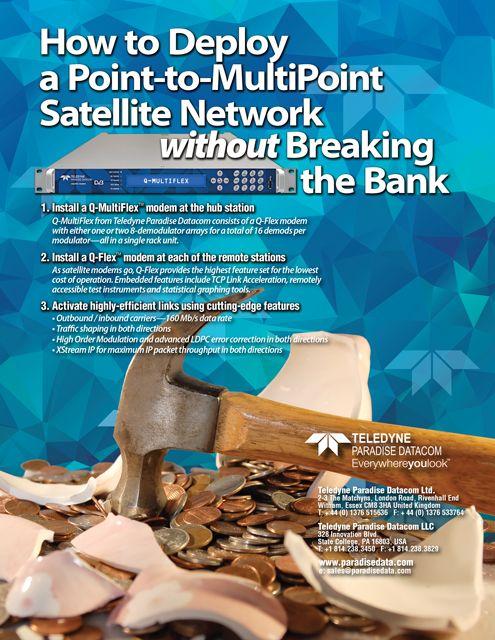 Teledyne Microwave Q Multiflex Point To Multipoint Satcom Modem Http Www Teledynemicrowave Com Images Advertising Web Satellite Network Modems Modulators
